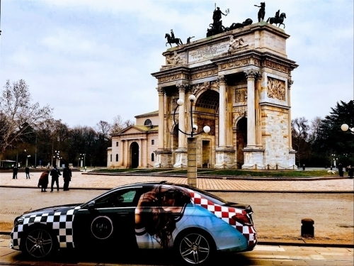 - Milano Exclusive Car